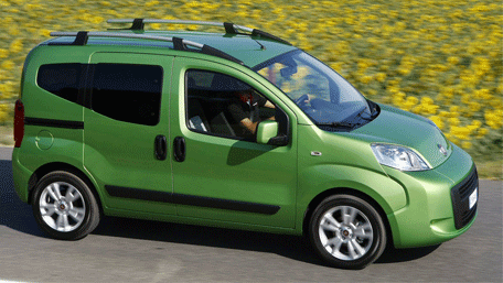 Fiat Qubo Images