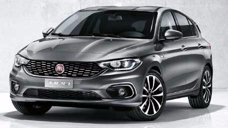 Fiat Tipo gallery