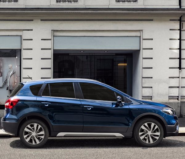 Sx4 S Cross For Sale In Abergele, Conwy