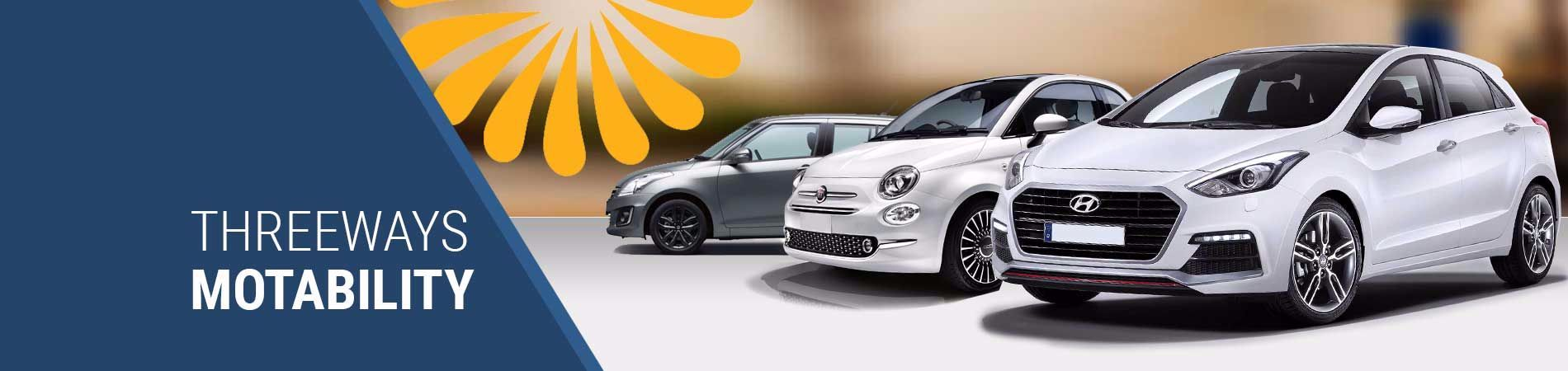 Motability at Threeways Garage Ltd