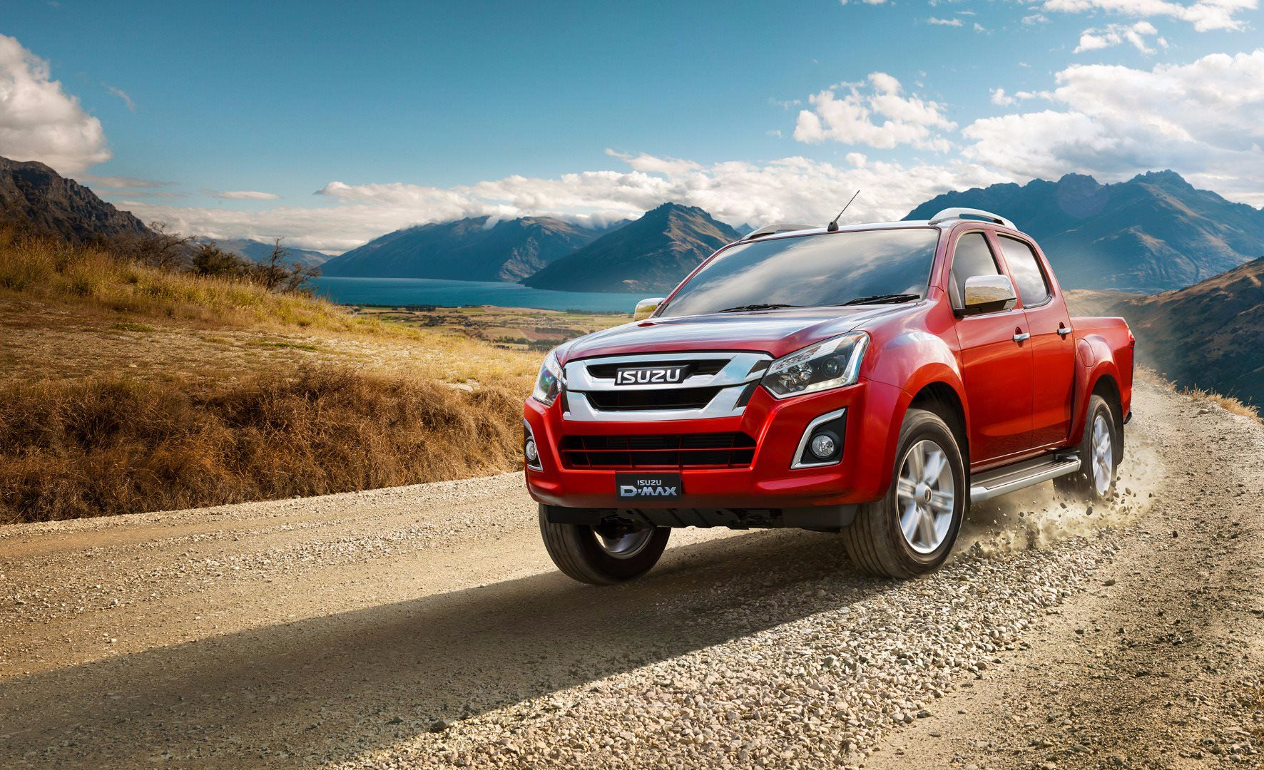 Come and see the Isuzu range of Pick Up's at the following shows