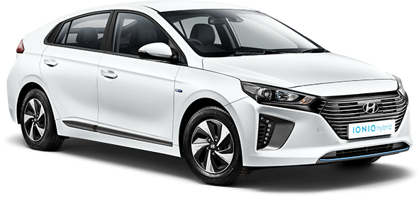IONIQ Hybrid SE 1.6 Petrol 141PS Fleet Offer