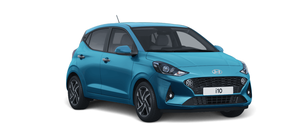 All-new i10 SE Connect 1.0 MPi 67PS Petrol Fleet Offer